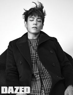 #BIGBANG T.O.P for Dazed Oct`15