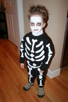 diy skeleton costume been there done that pinterest diy skeleton costume skeletons and costumes