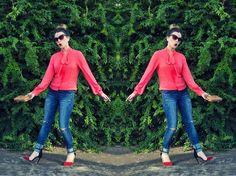 Coral y jean - Miss Monroee | Miss Monroee