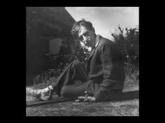 """""""She dressed, I think, very beautifully but rather unlike most people...""""  Leonard Woolf talks about his wife Virginia Woolf in an audio interview."""