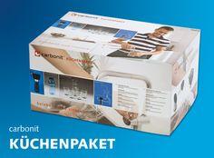 Das Küchenpaket von Carbonit
