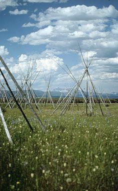 ~ Big Hole National Battlefield ~ Nez Perce  National Historical Park, near Wisdom, Montana