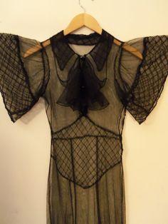 Vintage 1910s Titanic DressEdwardian To Die by SusieQsVintageShop, $275.00