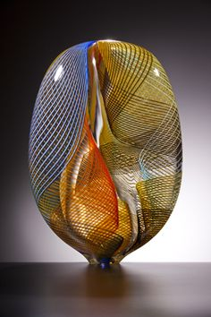 Ostuni, 2011 blown glass