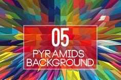 Pyramids Background - Freebies