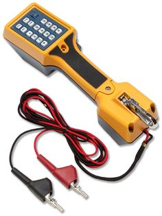 4ce4b69f498 Fluke Networks 22801009 TS22A Test Set with Angled Bed-of-Nails Clips   Circuit Testers  Amazon.com  Industrial   Scientific