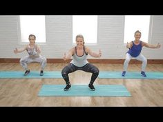 30-Minute Calorie-Torching Bodyweight Workout - YouTube