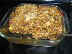 Greek Beef and Orzo Casserole (WW) Beef Casserole, Casserole Recipes, Points Plus Recipes, Deer Recipes, Monthly Meal Planning, Ground Meat Recipes, Cooking Recipes, Healthy Recipes, Healthy Foods