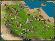 The Settlers II [MS-DOS 1996]