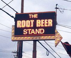 Cincinnati Magazine   Open for the Season: The Root Beer Stand   Forkopolis