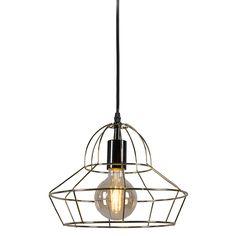 Hanglamp Frame D goud