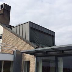 Afbeeldingsresultaat voor dakkapel zink