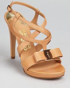 Salvatore Ferragamo Sandals - Brise High Heel... the perfect bday gift!!