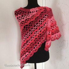 Crochet Scarves, Crochet Shawl, Crochet Lace, Wedding Shawl, Wedding Dress, Pink Shawl, Crochet Wedding, Autumn Clothes, Lace Scarf