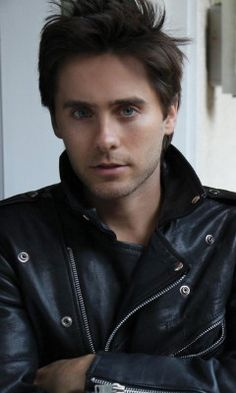 Jared Leto of 30 Seconds To Mars. My love ♥♥♥