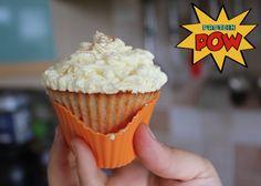 Carrot Cake Protein Cupcakes (Gluten Free)