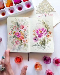 (1) ↠Pinterest: deliriumrequiem ↞ | Art Techniques | Pinterest