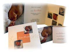 Geburtsanzeigen - Darf ich mich vorstellen Polaroid Film, Invitations