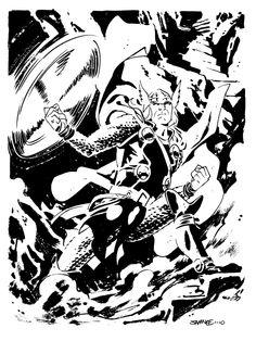 Thor - Chris Samnee