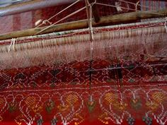 Indian Saris: Patan Patola saree