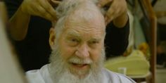 David Letterman Went All The Way To India To Have His Beard Trimmed