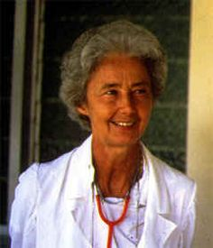 Dr. Lucille Teasdale-corti (1929-1996) ist woman in Quebec to receive degree in surgery. Moved to Uganda where she and her husband established an international quality hospital. Order of Canada in 1981 is one of many honors. Canada Post issued stamp in her honor 2000. http://famouscanadianwomen.com