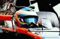 ra8tv5picturesf1: Fernando Alonso | Mclaren Honda