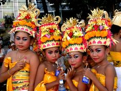 My beautiful young balinese dancers by Cyril Raysseguier on 500px