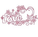 image of Cheery Lynn Designs Die - Garden of Love