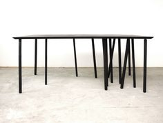 """FULO, CONSTELLATION: """"you decide where your legs should be placed."""" #fulo #table #furniture #wood"""