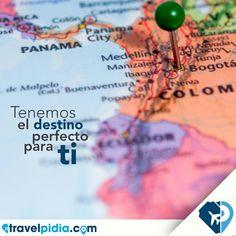 Todo se trata de saber dónde quieres estar. #Viaja con  #Travelpidia