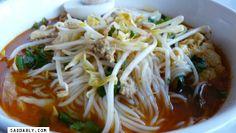 Lao Food - Khao Poon