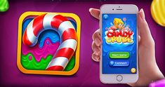 Candy Cruise match three game on Behance