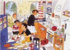 kitchen covina cooking familia