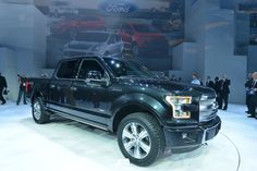 2015 Ford F Series Trucks | ... Everything You Ever Wanted To Know About The 2015 Ford F-150 Platinum
