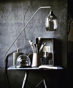 "Cleo Scheulderman on Instagram: ""#fromthearchives #stillife #diy #selfmadewalllight #raw #collecting #made for @vtwonen styling: @cleoscheulderman photo: @jeroenvanderspek"" • Instagram"