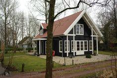 Wiejskie domy od ScanaBouw BV