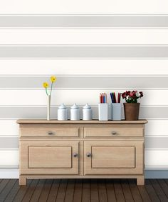 Take a look at this Ember Stripe Wallpaper Decal by Swag Paper on #zulily today!