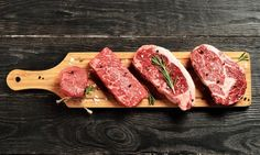 Summer is barbecue season, and there are few things more delectable than a perfectly grilled steak. From silky filet mignon to juicy rib-eye, premium cuts of steak are among the most highly coveted. Carne Angus, Boeuf Angus, Muscle Food, Muscle Men, Carne Asada, Best Muscle Building Foods, Grill Dessert, Black Angus Beef, Recipes