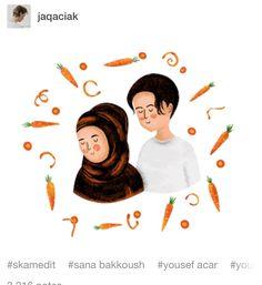 Yousana + carrots gives me life