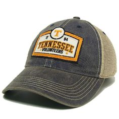 Legacy Tennessee Volunteers Old Favorite Scoreboard Trucker Adjustable Hat ( Navy) 18678fd92491