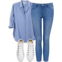A fashion look from March 2018 featuring Forever New jeans and Converse sneakers. Browse and shop related looks. Teen Fashion Outfits, Look Fashion, Outfits For Teens, Fall Outfits, Summer Outfits, Womens Fashion, Cute Casual Outfits, Simple Outfits, Stylish Outfits