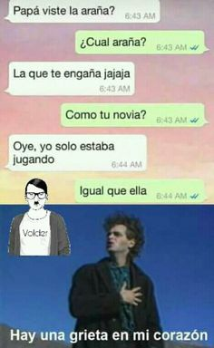 Spread Humour Over The World Best Memes, Dankest Memes, Funny Images, Funny Pictures, Mexican Memes, Funny Spanish Memes, Friend Zone, Music Memes, Teaching Spanish