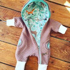 """Seit gestern gibt es """"Jolly Jumper"""" in den Newborn-Größen auch als FREEBOOK! Das musste ich heute doch glatt selbst mal..."""