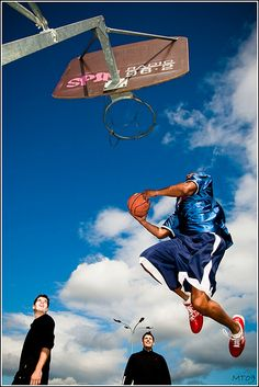 Streetball by matyasfoto.cz, via Flickr