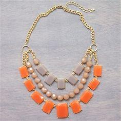 #fall #necklace #statement #shop #affordable #gold #girl #fashion #jewelry #love www.wildliliesjewelry.com
