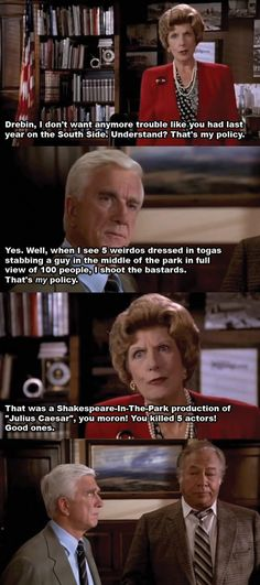 Funny pictures about I Really Miss Leslie Nielsen. Oh, and cool pics about I Really Miss Leslie Nielsen. Also, I Really Miss Leslie Nielsen photos. Funny Images, Funny Photos, Best Funny Pictures, Cool Photos, Funny Movies, Great Movies, 80s Movies, Persona, Cops Tv