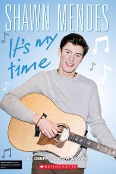Shawn Mendes is a 16-year-old Canadian singer who gained a following starting on Vine. And he may have gotten his start as an online celebrity, but now he's a bona fide pop sensation! He first album,