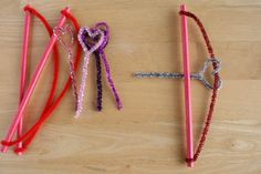 Cupids crafty bows and arrows...