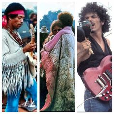Woodstock Hippies, Woodstock Music, Woodstock Festival, Hippie Chic, Hippie Style, Woodstock Pictures, Rock And Roll History, Grace Slick, Jimi Hendrix Experience